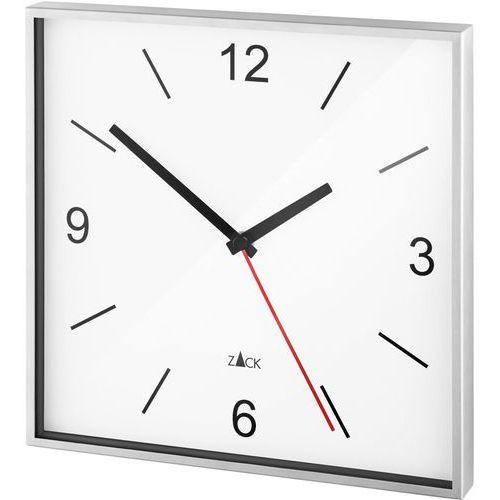 Zegar ścienny Sillar biały, 60053