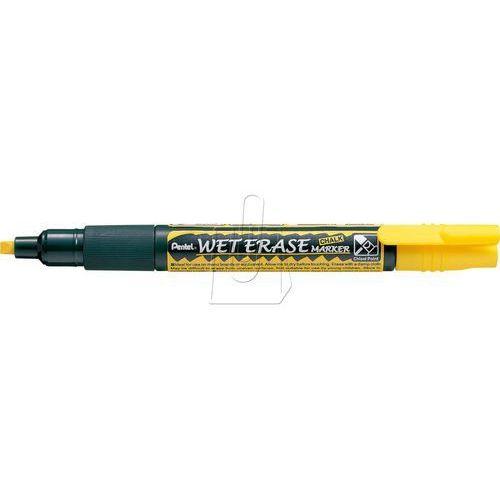 Marker kredowy smw26 żółty marki Pentel