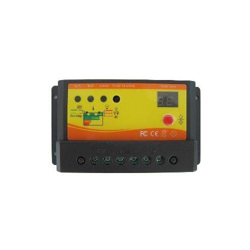 Regulator ładowania FOTTON NV10 10A 12V/24V DC z wyłącznikiem zmierzchowym i czasowym