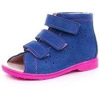 Buty profilaktyczne  - model 1041 / 1042 chr kolor chabrowy marki Dawid