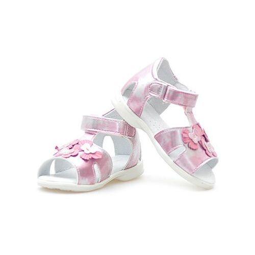 Sandałki dziecięce Kornecki 04304 Różówe