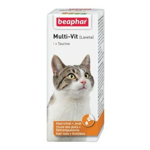 LAVETA SUPER CAT 50ml - preparat na sierść dla kota