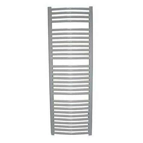 Grzejnik łazienkowy York - wykończenie zaokrąglone, 500x1500, Biały/RAL -