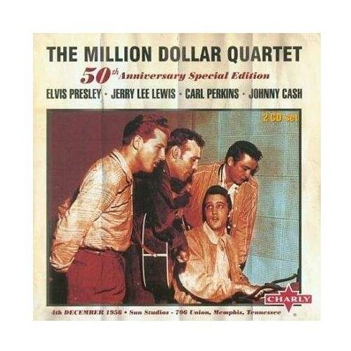 Sony music entertainment Elvis presley - the complete million dollar quartet (0828768893524)