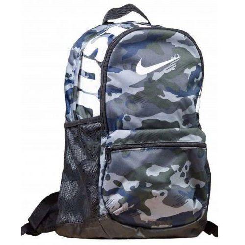 Plecak Nike 3 KOMORY MORO, kolor zielony