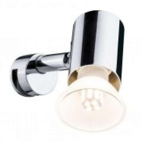 Oprawa lustrzana mintaka ip20 chrom bez lampy, max. 20w gu10, 70880 marki Paulmann