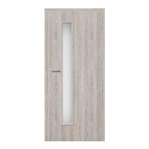 Drzwi pokojowe Exmoor 90 prawe jesion szary, SDZ002433