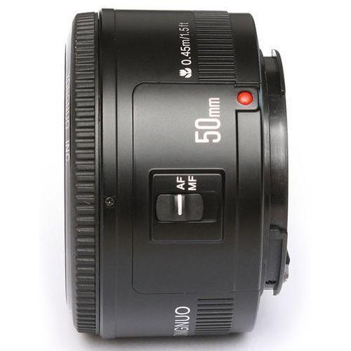 Yongnuo YN 50 mm f/1.8 C (mocowanie Canon EF)