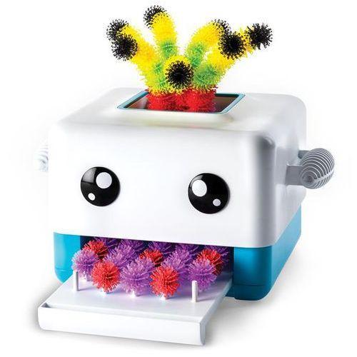 Kolorowe rzepy bunchems - drukarka figurek 3d bunchbot 778988582121 marki Spin master