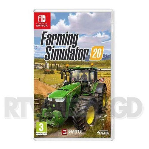 Farming Simulator 20 Nintendo Switch, KGNSFARMINGS20