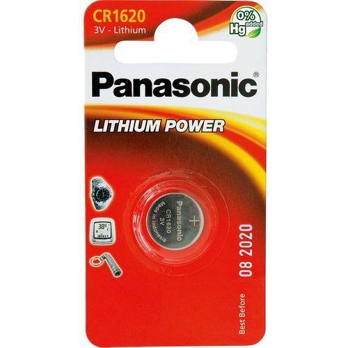 bateria litowa cr1620 3v 8258 marki Panasonic