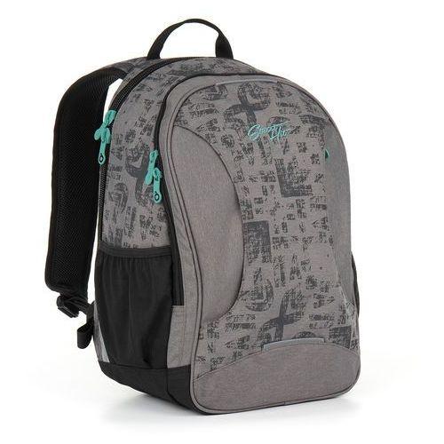 Plecak młodzieżowy Topgal HIT 893 C - Grey (8592571008940)