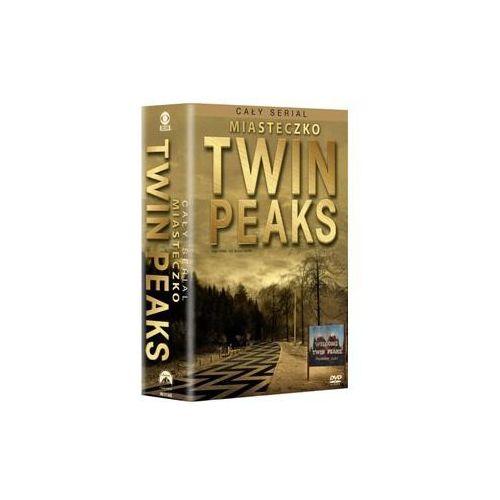 Miasteczko Twin Peaks (DVD) - David Lynch