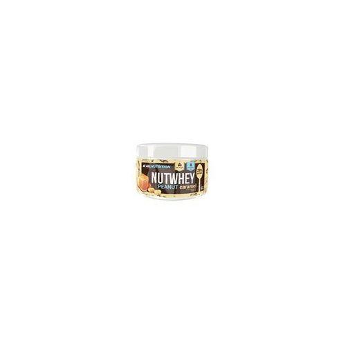 Allnutrition nutwhey peanut caramel 500g