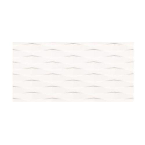 Glazura bianca braid str. rektyfikowana 29 x 59 marki Cersanit