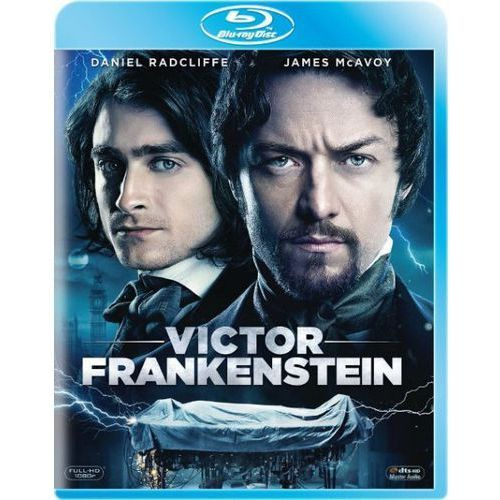 Victor Frankenstein (Blu-Ray) - Paul McGuigan DARMOWA DOSTAWA KIOSK RUCHU