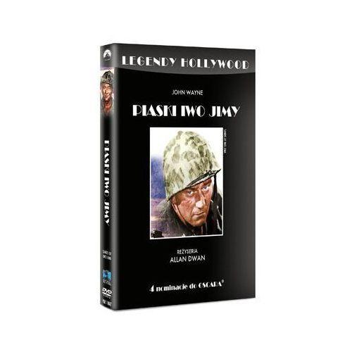 Piaski Iwo Jimy (DVD) - Allan Dwan. DARMOWA DOSTAWA DO KIOSKU RUCHU OD 24,99ZŁ