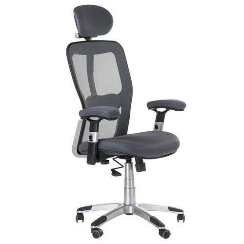 Fotel ergonomiczny bx-4147 szary marki Corpocomfort