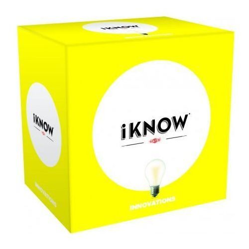TACTIC Gra iknow mini: Innowacje (6416739413419)