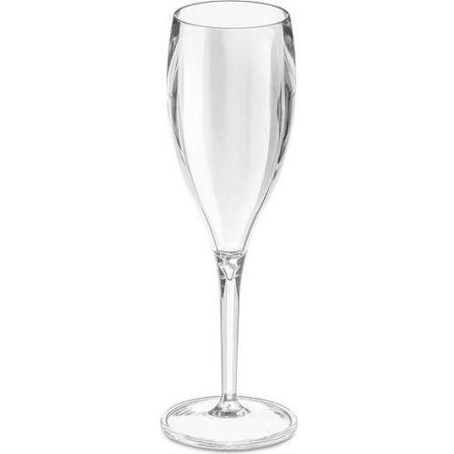 Koziol Kieliszki do szampana cheers 4 szt. przezroczyste