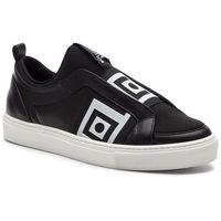Sneakersy VERSACE COLLECTION - V900742 VM00463 V659 Nero/Fdo/Bianco