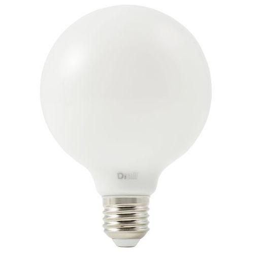 Żarówka led g95 e27 12 w 1055 lm mleczna barwa ciepła/neutralna 2 w 1 marki Diall