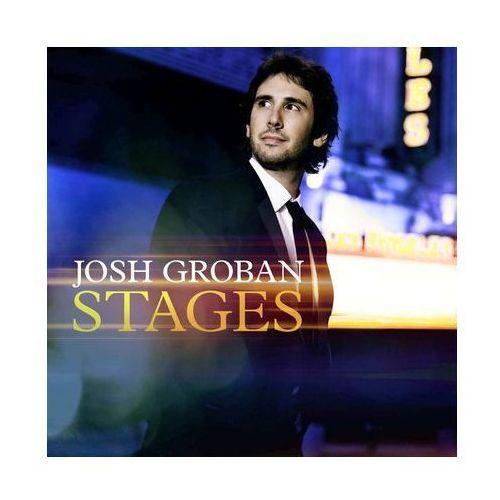 Stages (CD) - Dostawa zamówienia do jednej ze 170 księgarni Matras za DARMO, 9362493439