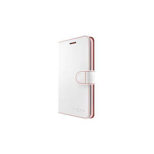Pokrowiec na telefon FIXED FIT dla Apple iPhone 5/5S/SE (FIXFIT-002-WH) białe, kolor biały