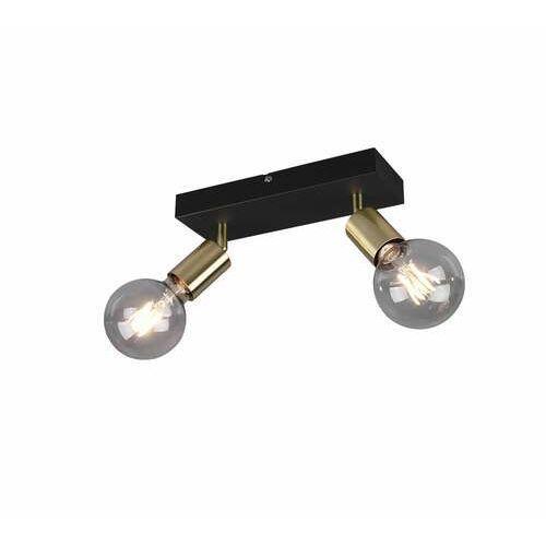 rl vannes r80182008 plafon lampa sufitowa 2x40w e27 brązowy marki Trio