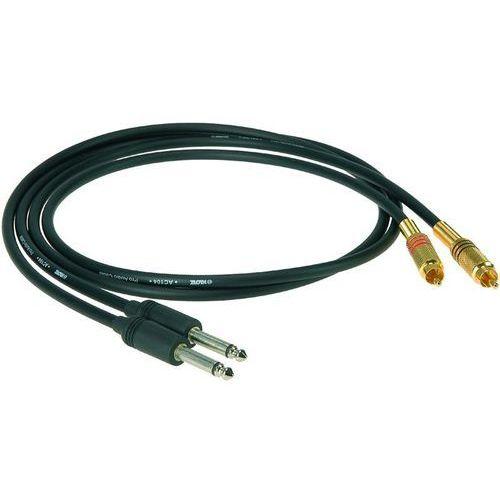 Klotz  al3.0pc kabel jack cinch/jack