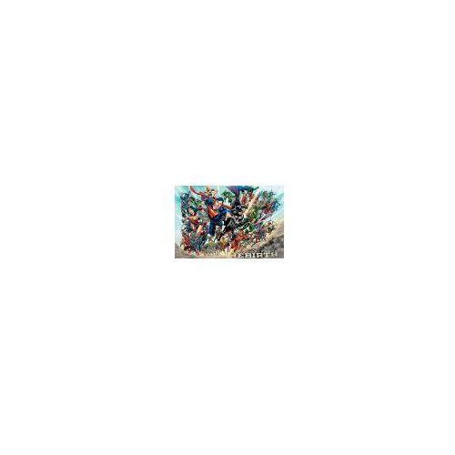 Gf Liga sprawiedliwości justice league rebirth - plakat (5050574341158)