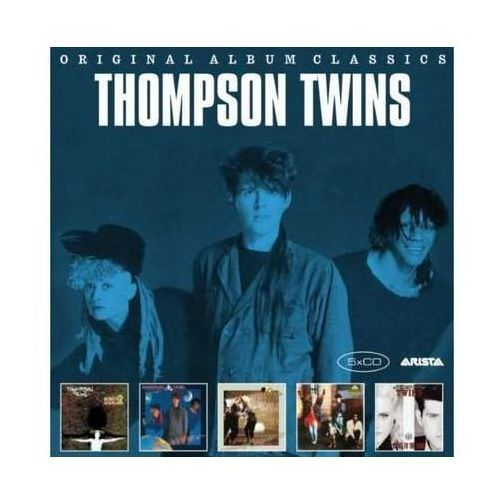 Sony music entertainment Thompson twins - original album classics (0886919684421)