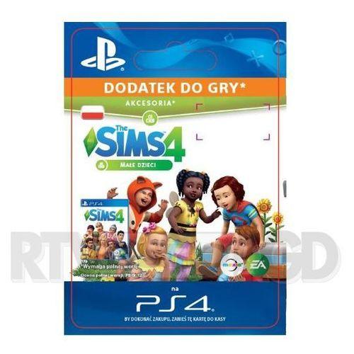 The Sims 4 - Małe Dzieci DLC [kod aktywacyjny] PS4 (0000006201181)