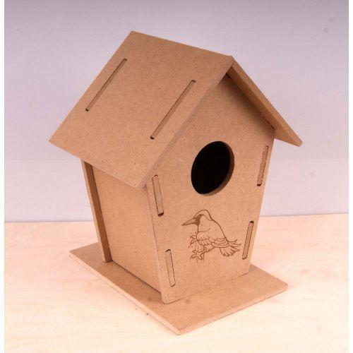 Domek dla ptaków / szpak, dzięcioł, kowalik marki Mr bróg