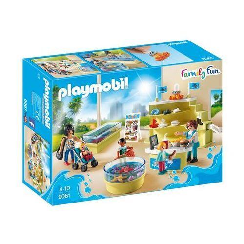 Playmobil FAMILY FUN Sklep akwarystyczny 9061