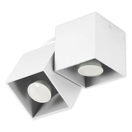 Lampa sufitowa Kraft 2A biała, 650/2A BIA (10617229)