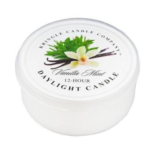 Vanilla mint świeczka zapachowa waniliowa mięta - daylight 1,25oz, 35g, 1 knot marki Kringle candle
