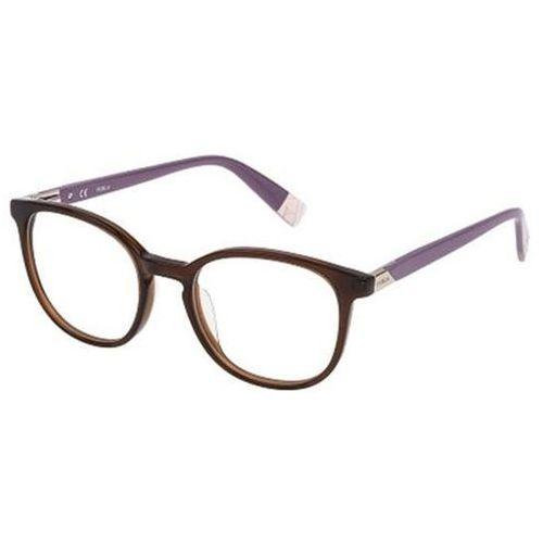 Okulary Korekcyjne Furla VU4993 0G73