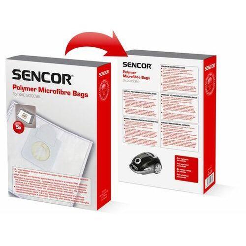 Sencor worki do odkurzaczy svc9000 5 szt. (8590669237746)