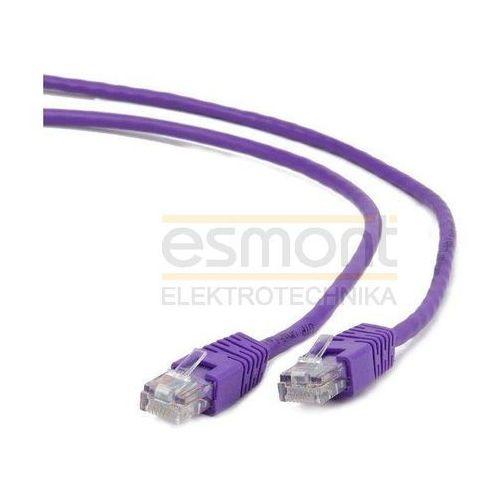 Patch cord FTP kat. 6 5m purpurowy Gembird