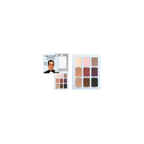 The balm , meet matt(e) trimony, paleta 9 cieni do powiek, 21,6g