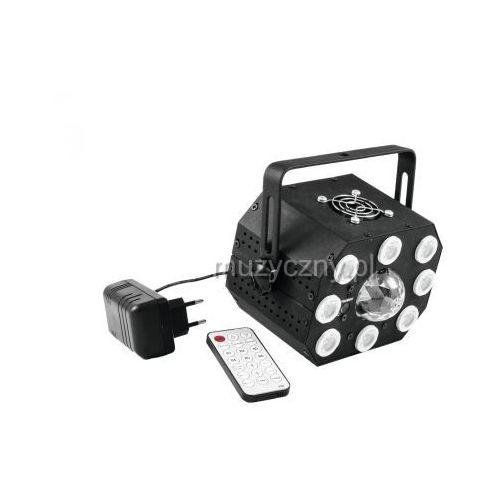 Eurolite LED FE-400 Hybrid Flower effect - efekt świetlny LED