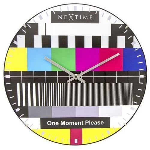 Nextime - zegar ścienny testpage dome