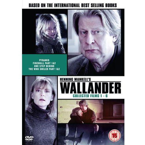 Wallander - Original Collection 1-6 - produkt z kategorii- Pozostałe filmy