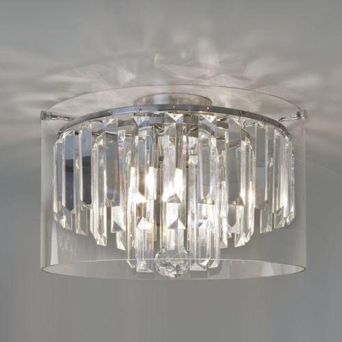 Ekskluzywna lampa sufitowa ASINI do łazienki, 7169