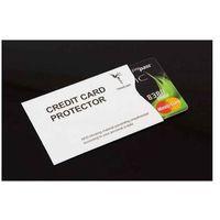 Kg Etui antykradzieżowe (chroni przed zeskanowaniem!) na karty płatnicze.