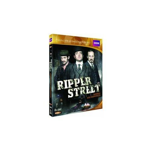 OKAZJA - Ripper Street. Tajemnica Kuby Rozpruwacza. Seria 1 (2 DVD)