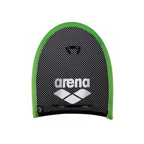 Arena flex paddles - wiosełka treningowe (zielono-czarne)