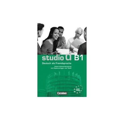 Studio d B1 Unterrichtsvorbereitung, oprawa miękka