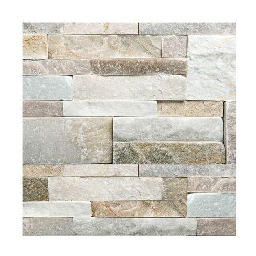 Artens Kamień naturalny z-shape beżowy 40 x 10 cm